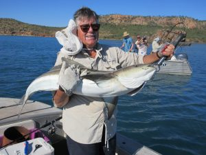 Ron with Cobia