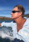 Peter Tucker (tux) your tour guide Kuri Bay Sportfishing Tours